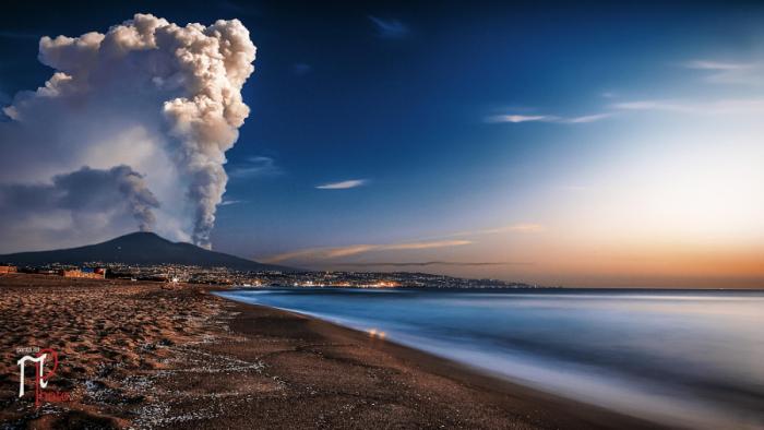 Утренняя мощь. Автор фото: Джузеппе Торре.
