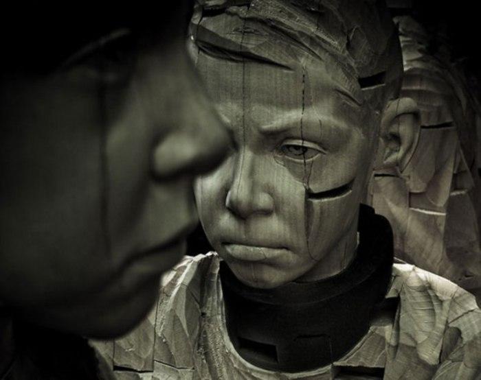 Невероятно эмоциональные работы Гехарда Деметца.