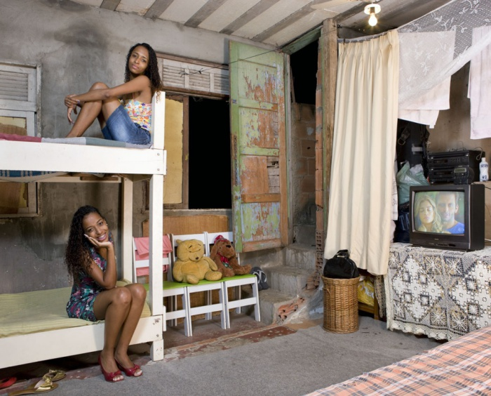 Джессиан и Джессика Тиаго да Сильва, 20 лет, Рио-де-Жанейро, Бразилия.