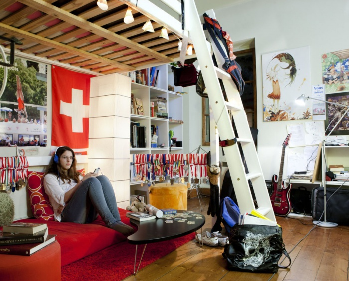 Джулия Бэктолд, 19 лет, Веве, Швейцария.