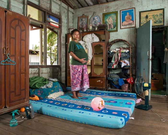 Эйм, 19 лет, остров Ко-Крет, Таиланд.