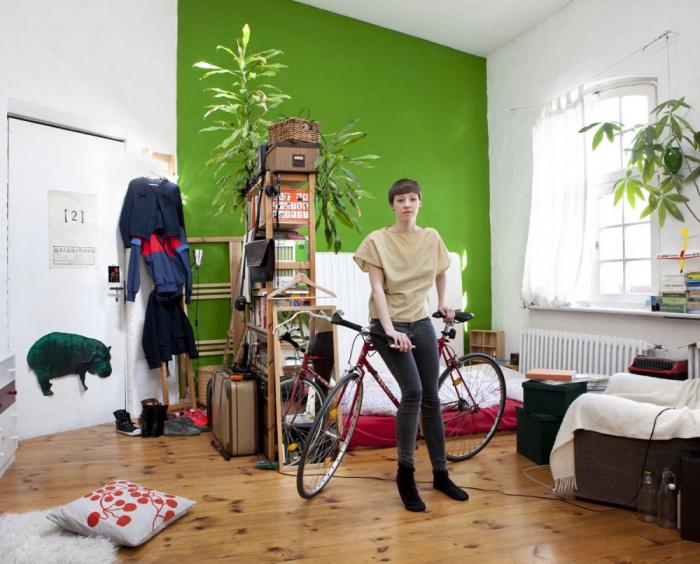 Селин ван де Вельд, 22 года, Берлин, Германия.
