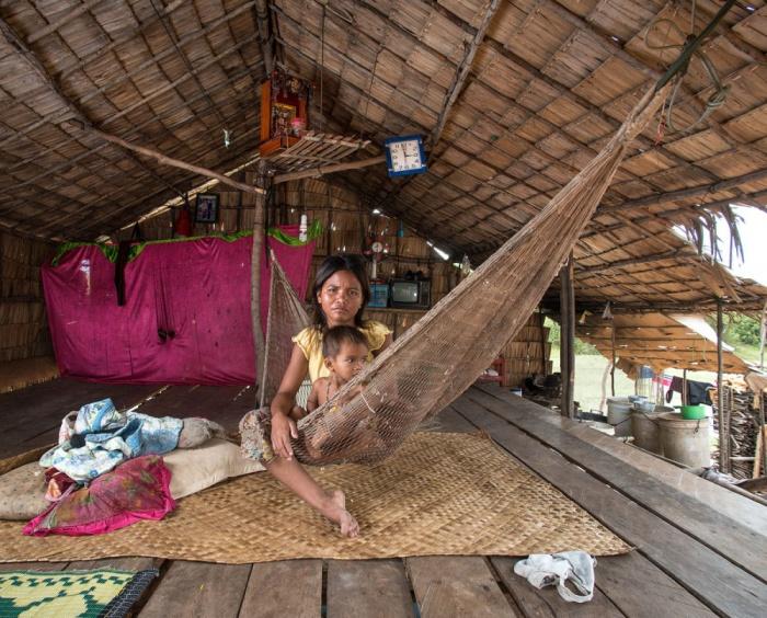 Шрэй Нга, 23 года, Кампонг Плак, Камбоджа.