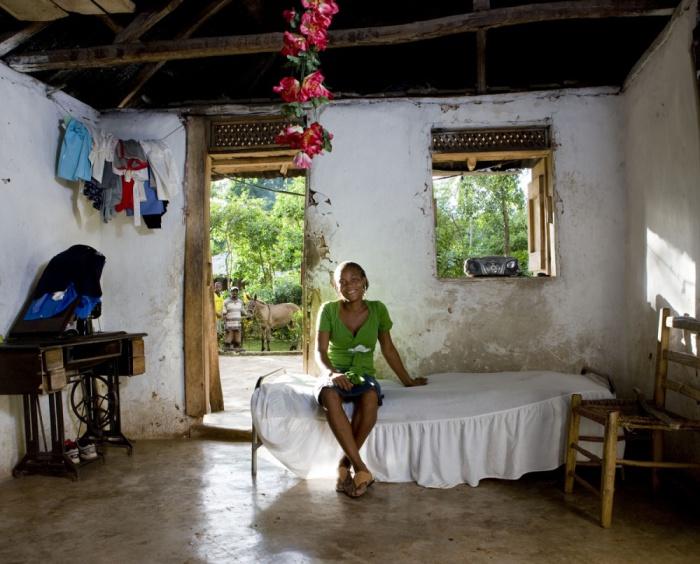 Элтидон Роуз Челайн, 19 лет, Маних, Гаити.