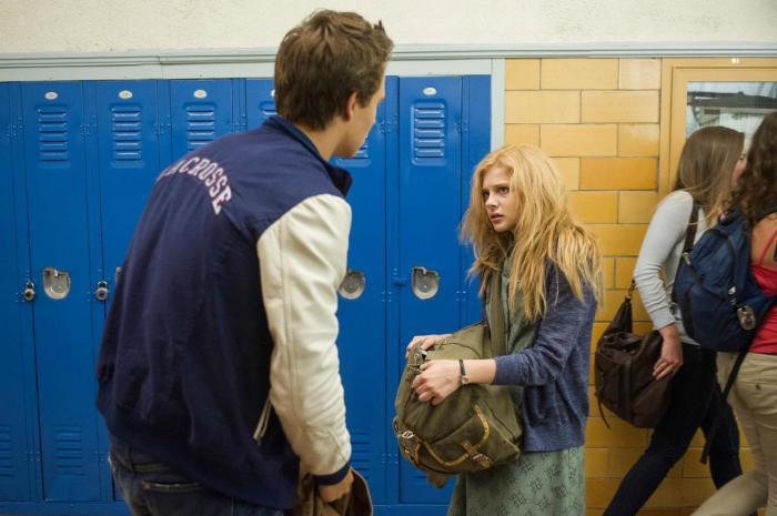 Кадр из фильма: Кэрри/Телекинез. \ Фото: startfilm.ru.