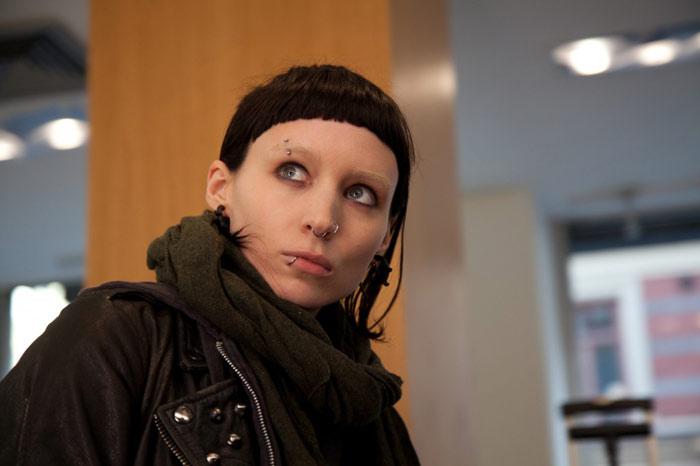 Кадр из фильма: Девушка с татуировкой дракона. \ Фото: kino-teatr.ru.