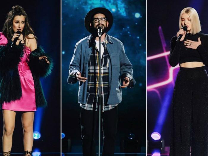 Участники шоу «Голос страны». | Фото: google.ru.