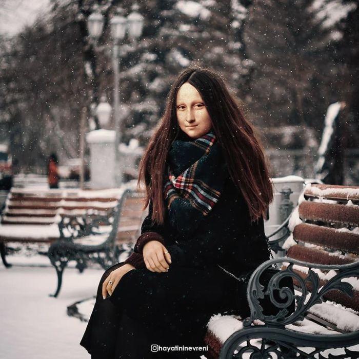 Зима пришла. Автор: Hayati.