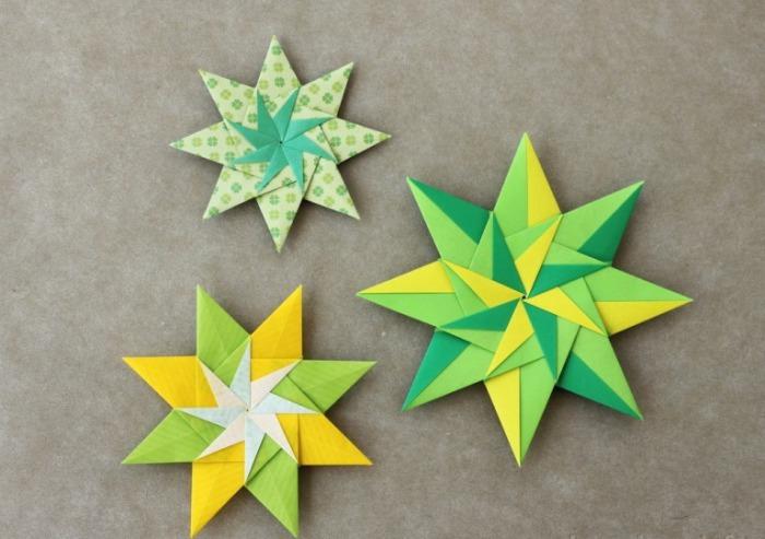 Цветы похоже на звезды.