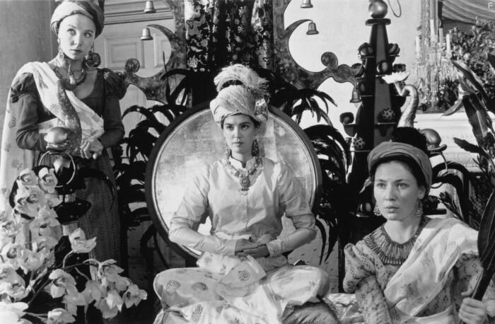 Кадр из фильма: Принцесса Карабу. \ Фото: filmix.co.