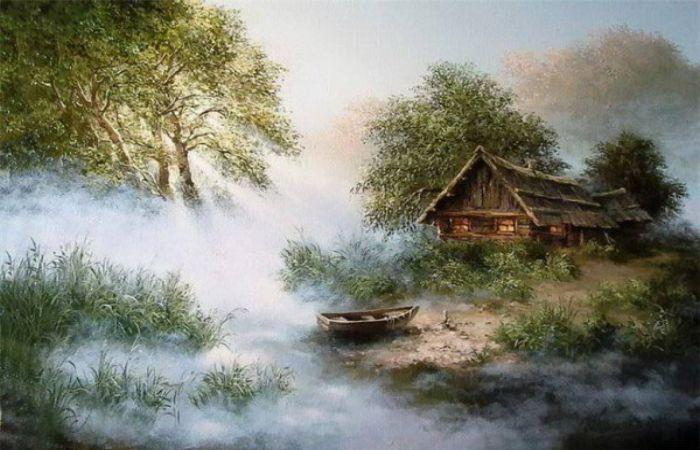 Сказка в лучах дневного света. Авторы: Михаил и Елена Иваненко.