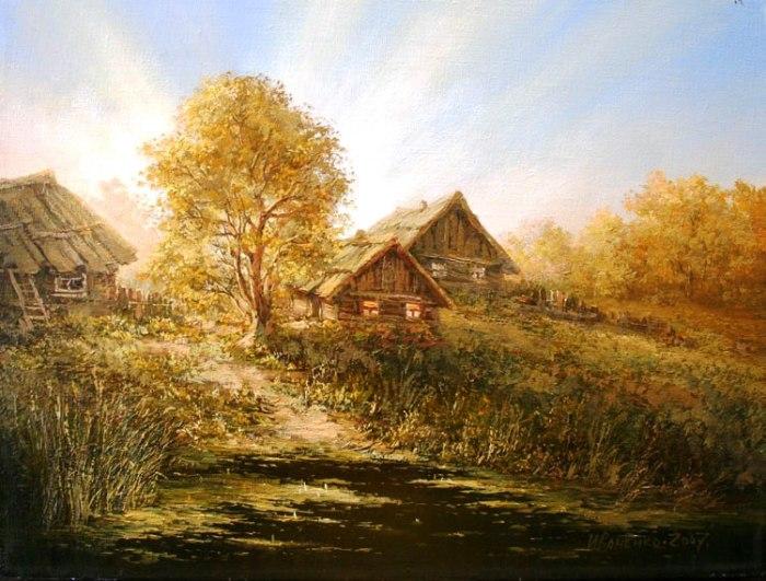 Осеннее настроение. Авторы: Михаил и Елена Иваненко.