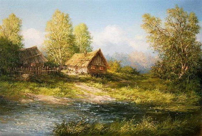 Там где Душе светло и ясно, там где всегда весна. Авторы: Михаил и Елена Иваненко.