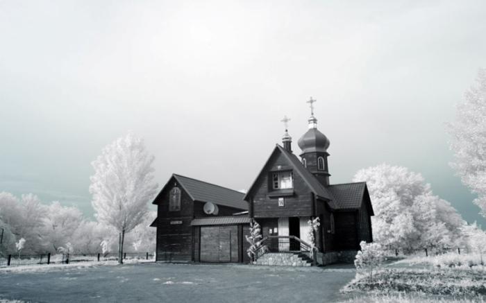 Храм. Киев.