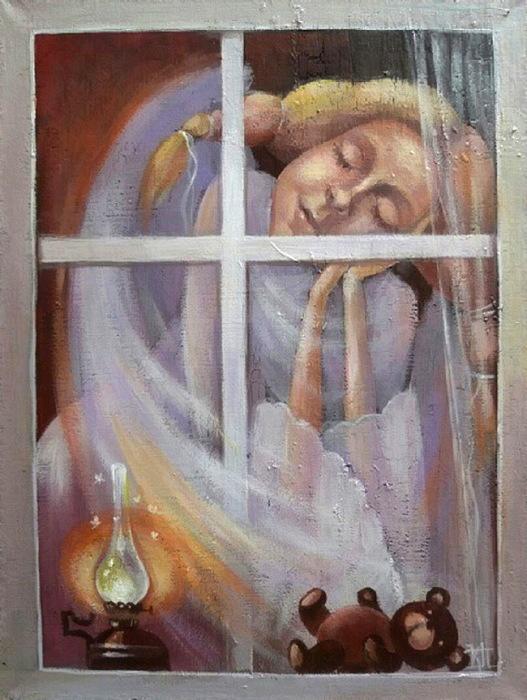Волшебных снов. Автор: Кира Панина.