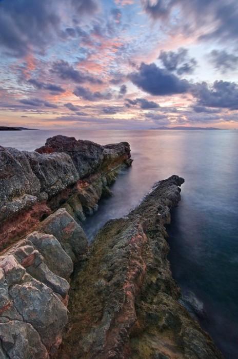 Красочный пейзаж от Chris Kaddas.