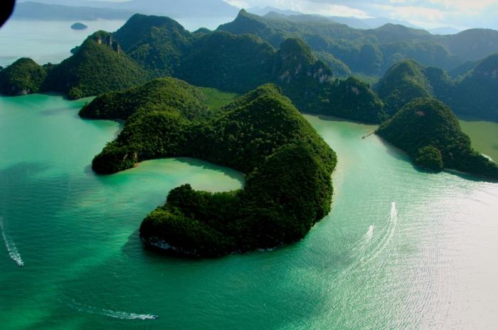 Остров Лангкави. Малайзия.