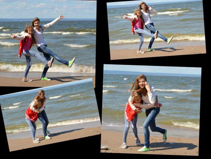 Дружба - самая прекрасная пора.