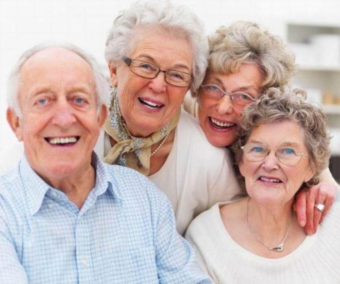 Жизнь прекрасна не смотря на возраст.