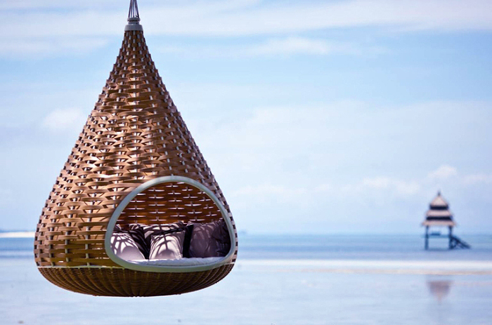 Dedon Island Resort, Филиппины.