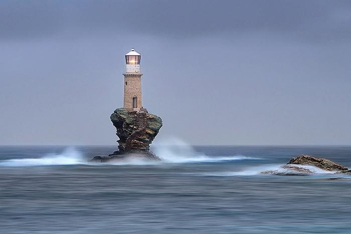 Андрос-Айленд, Греция.