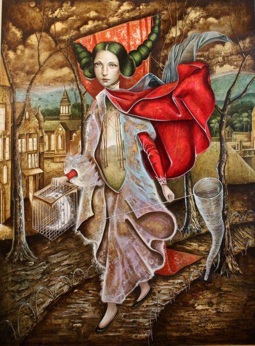 Хозяйка судьбы. Автор: Luis Enrique Toledo del Rio.