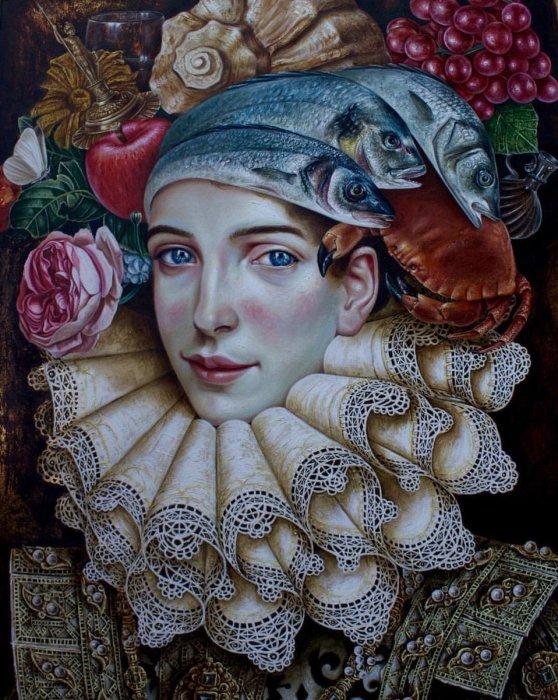 Вечная молодость. Автор: Luis Enrique Toledo del Rio.