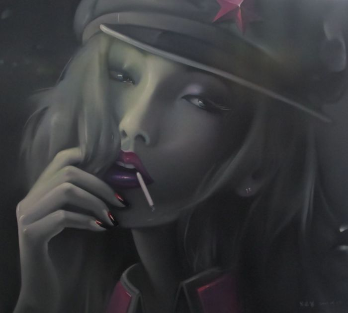 Туманность красоты. Автор: Lv Yanjun.