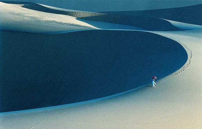 Белые пески. Автор: Ly Hoang Long.