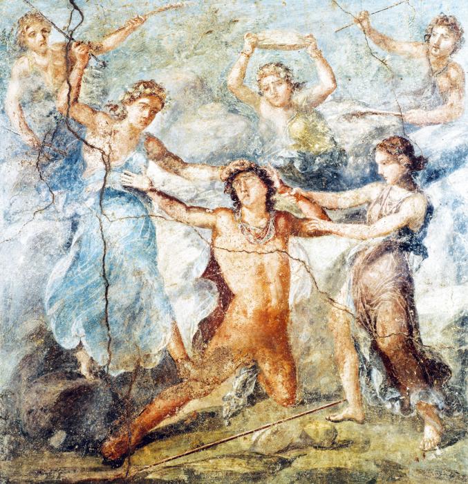 Царь Пенфей. \ Фото: google.com.