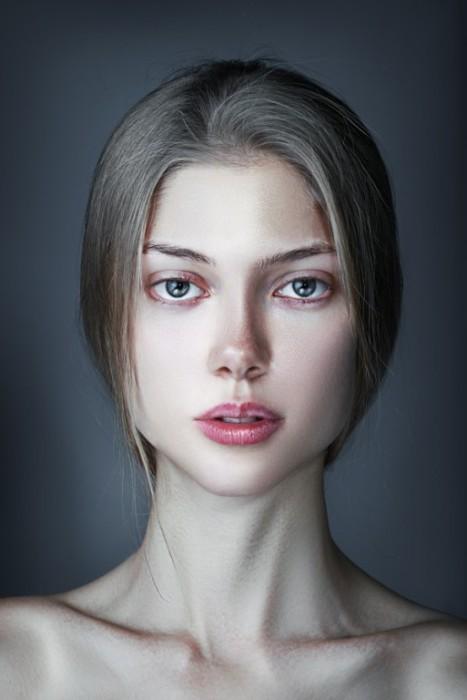 Как при помощи фотошопа сделать макияж 534