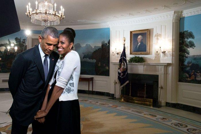Ближе к тебе, Белый дом, 2015 год.