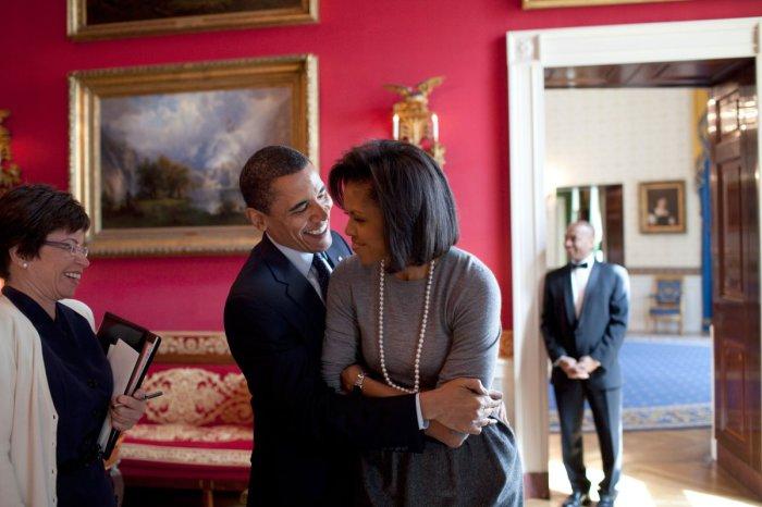 Искренние чувства, Красная комната Белого дома, 2009 год.