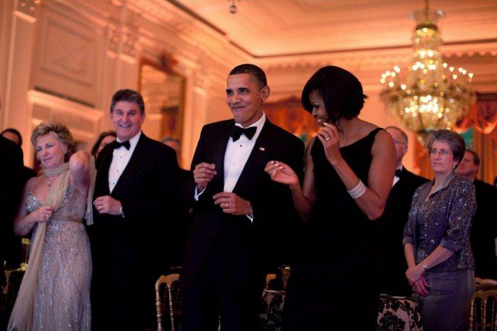 Ох, уж эти танцы! Белый дом, 2010 год.