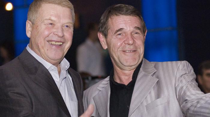 Михаил Кокшенов и Алексей Булдаков. \ Фото: google.com.