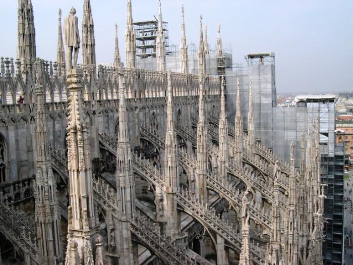 Миланский собор.