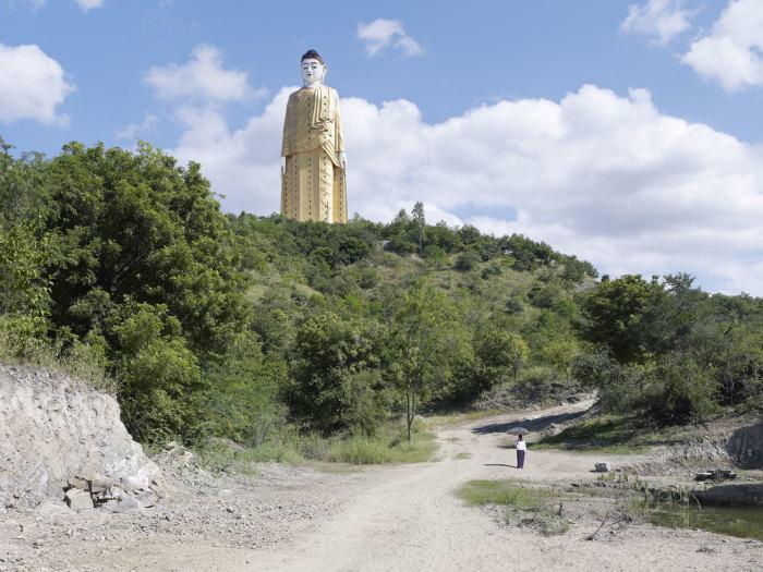 Лечжун сасачжа, Моунъюа, Мьянма, 116 метров. Автор: Fabrice Fouillet.