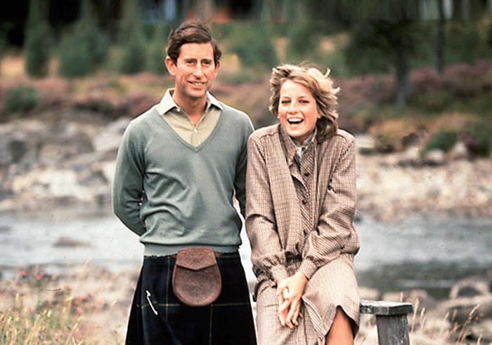 Чарльз и  Диана. \ Фото: livejournal.com.