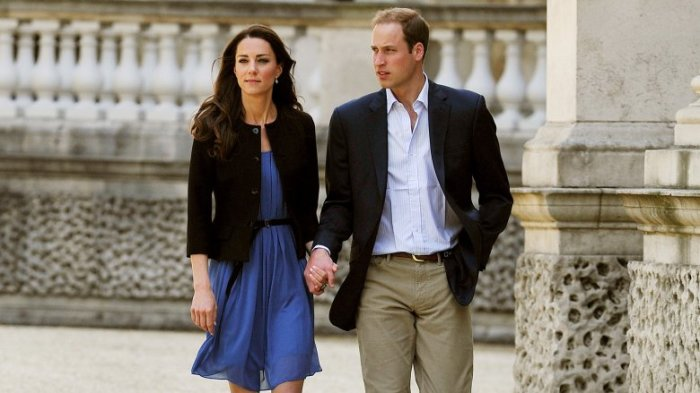 Принц Уильям и Кейт Миддлтон. \ Фото: google.com.ua.