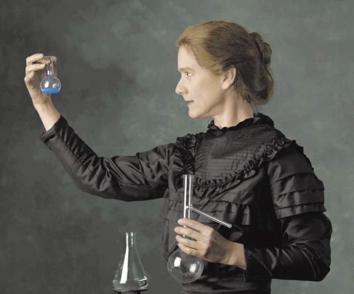 Великая женщина-учёный. \ Фото: epochaplus.cz.