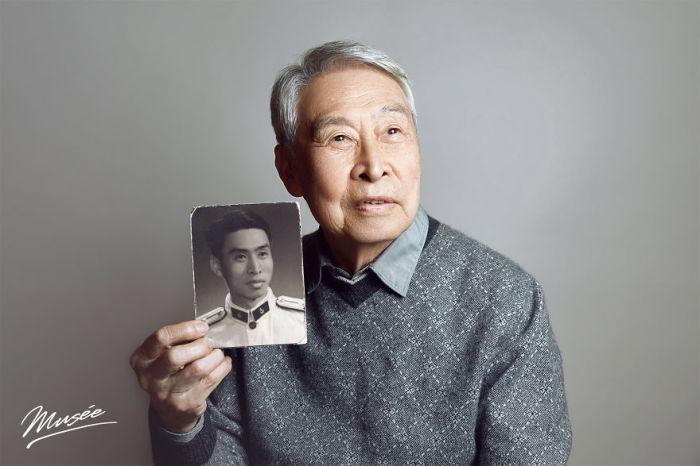 Чжан Чуньшэн, 80 лет.