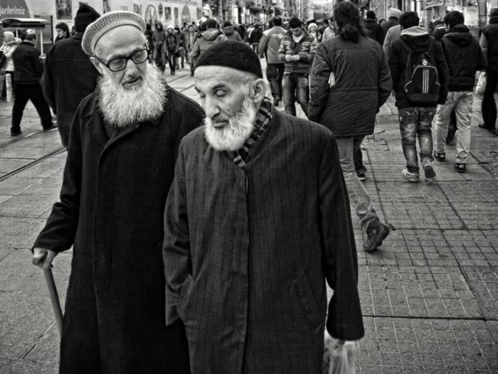 Жизнь в Стамбуле от Mustafa Seven.