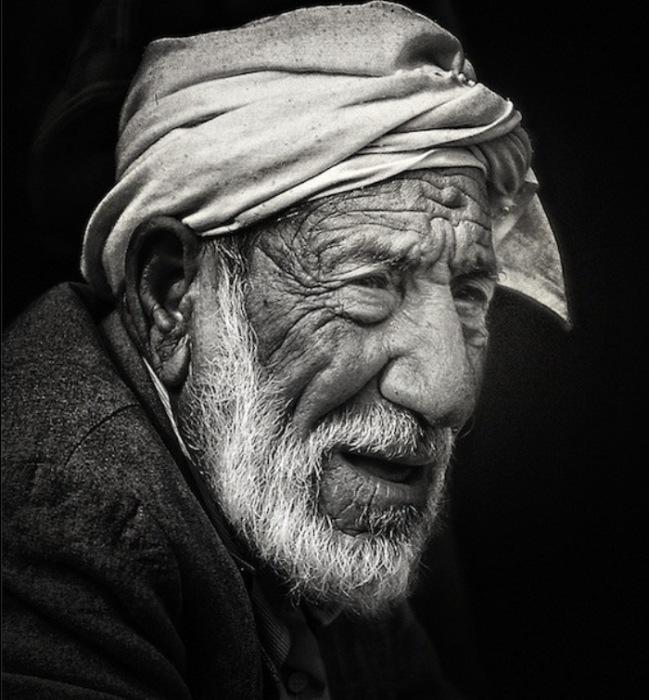 Старый турок.