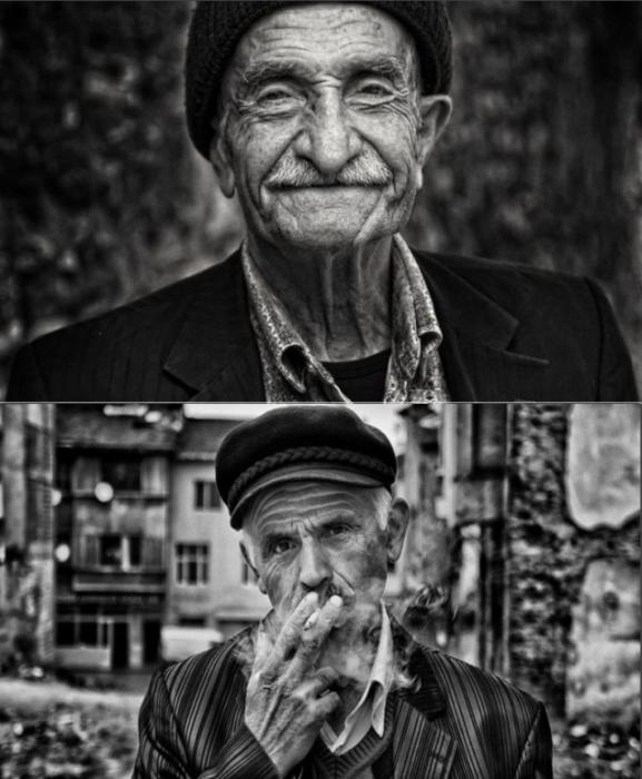 Лица Стамбула.