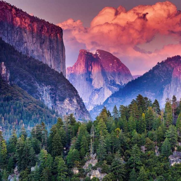Как прекрасен этот мир: живописные пейзажи, глядя на которые кружится голова и перехватывает дыхание