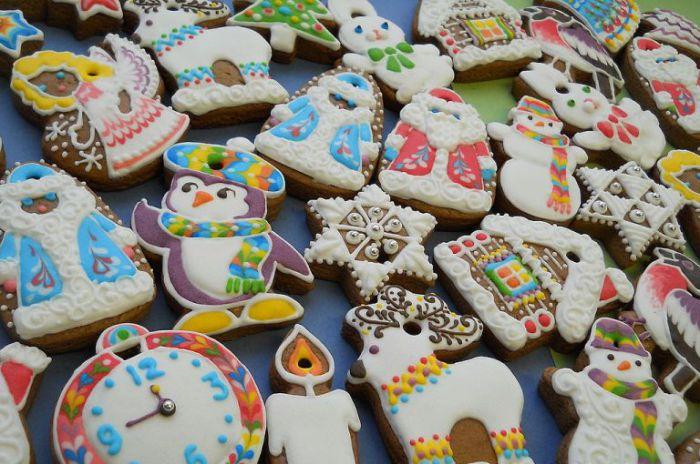 Печенье исполняющее желания.