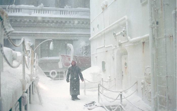 Кадр из фильма: Послезавтра. fdb.pl.