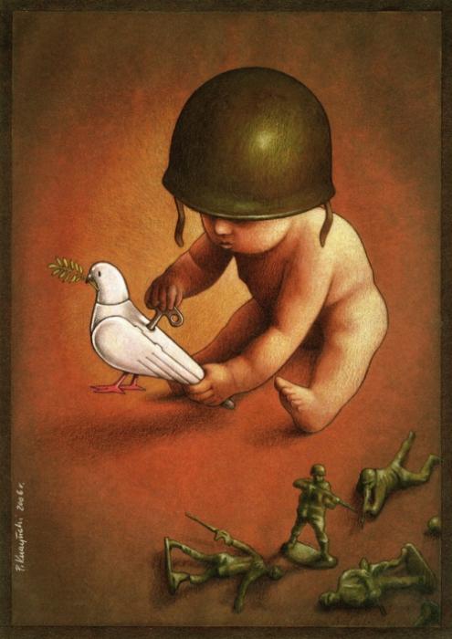 Без цензуры. Автор: Pawel Kuczynski.
