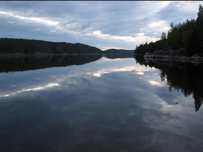 Невероятная природа Финляндии.