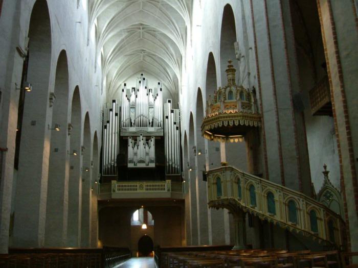 Кафедральный собор в Турку.